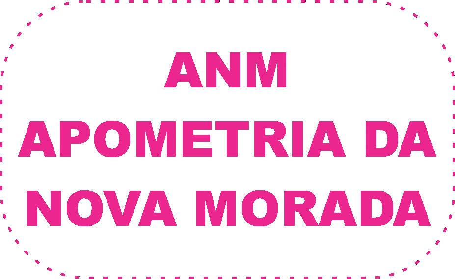 Logo Apometria da Nova Morada